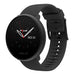 Polar Ignite 2 Fitness GPS Watch - Black Pearl - Left Angle