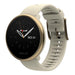 Polar Ignite 2 Fitness GPS Watch - Gold and Champagne - Left Angle