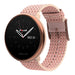 Polar Ignite 2 Fitness GPS Watch - Rose Gold and Pink - Left Angle