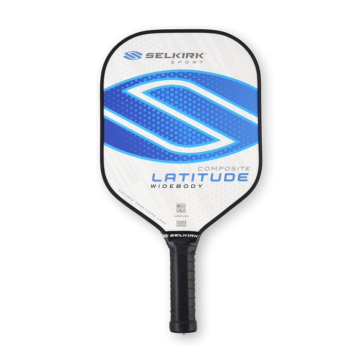 Selkirk Latitude Composite Widebody Pickleball Paddle