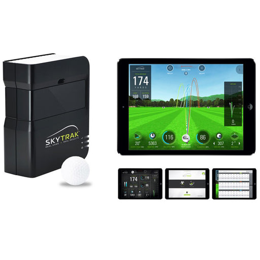 SkyTrak Golf Launch Monitor & Simulator