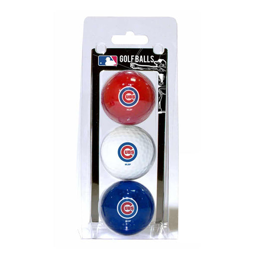 Team Golf MLB 3-Ball Pack