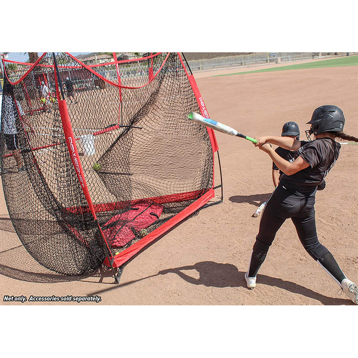 PowerNet Triple Threat Training Net for Baseball