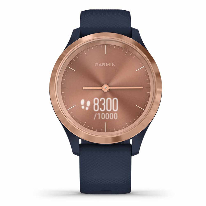 #color_vivomove 3S (Navy/Rose Gold)