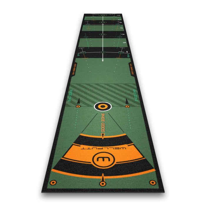 Wellputt 10ft Putting Mat (2020 Edition)