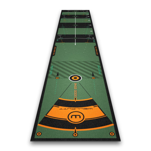 Wellputt 2020 Edition 10ft Putting Mat (OPEN BOX)