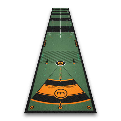 Wellputt 2020 Edition 13ft Putting Mat (OPEN BOX)