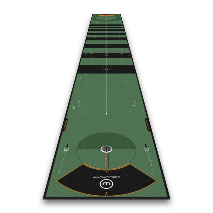 Wellputt 26ft Putting Mat (2020 Edition)