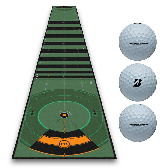 Wellputt 26ft Putting Mat