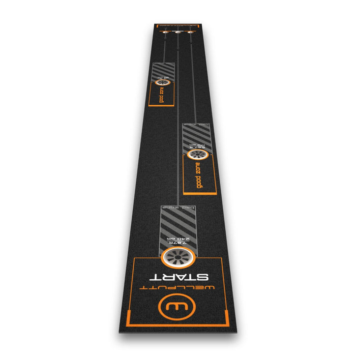 Wellputt Start 10ft Putting Mat (2020 Edition)