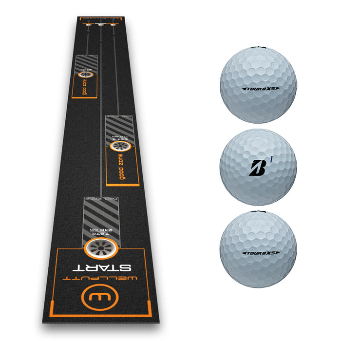 Wellputt 2020 Start 10ft Putting Mat