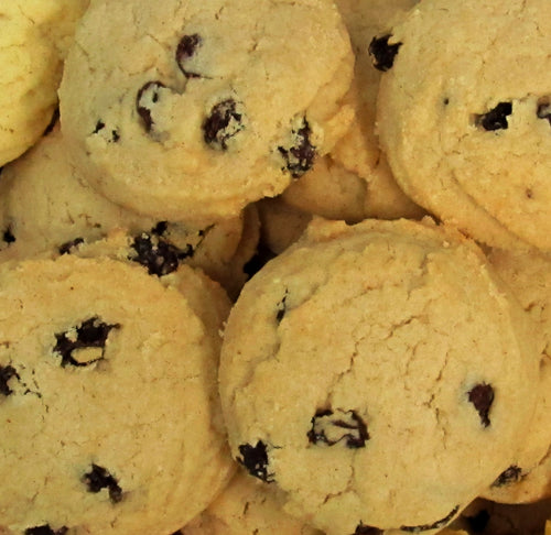 Welsh Raisin Spice Cookies