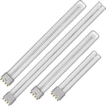 CFL Plugin LONG / PL-L Type (4 pin base)