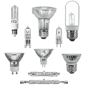 HALOGEN Light Bulbs & Capsules