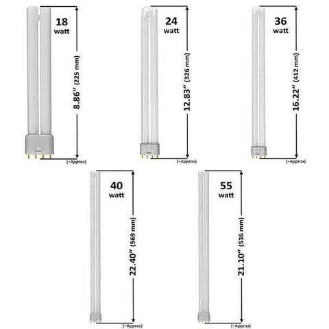 CFL PL-L LONG TYPE Compact Fluorescents
