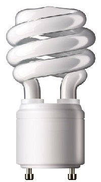 CFL Pin Based Twister Light Bulbs