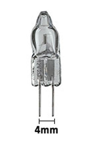 Halogen Capsule - G4 Base (bi-pin)