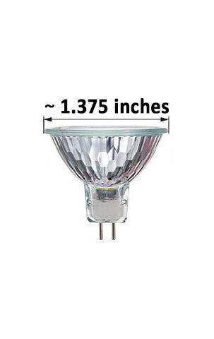 Halogen MR11 - GU4 Base Lamp