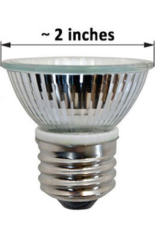 Halogen MR16 - E26 Base Lamp