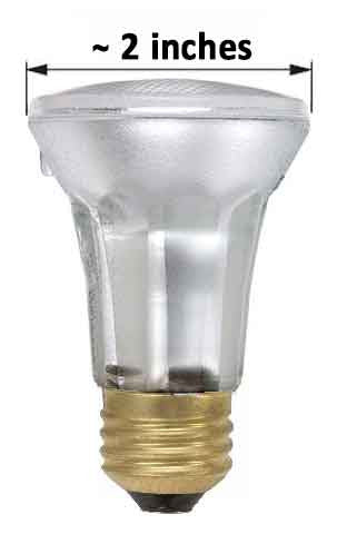 PAR16 Halogen Light Bulb