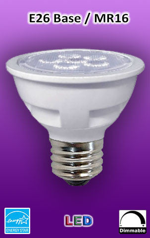 MR16 / HR16 / JDR E26 LED Bulb - Energy Star