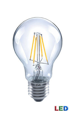 LED A19 Filament 4 watt light bulb