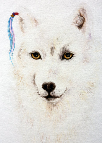 Arctic Wolf - limited edition