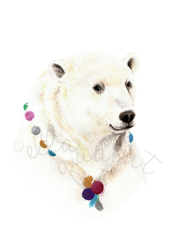 Polar Bear - limited edition