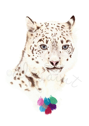 Snow Leopard - limited edition