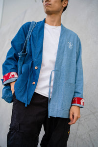 FRIEND OF A FRIEND x OUR GOODS - JPN Denim Work Jacket
