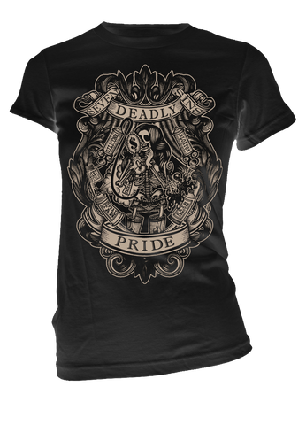 Womens Pride Tee - Se7en Deadly