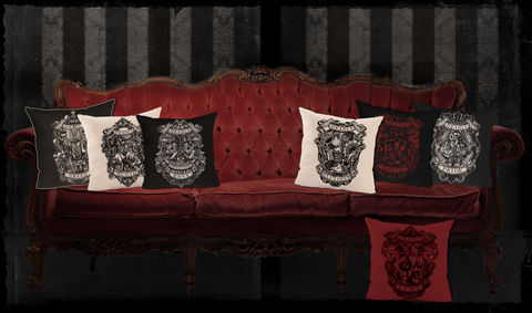 se7en Deadly Sin Pillow Set