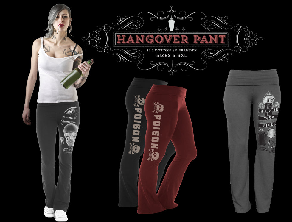 Se7en Deadly Hangover Pants