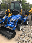 New Holland Workmaster 25s, Sub Compact Tractor with Loader