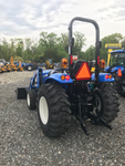 New Holland Boomer 40 HST Tractor with 250TLA Loader