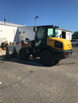 New Holland W80C Compact Wheel Loader