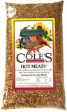 Cole's HM10 Hot Meats Bird Seed, 10-Pound Bag