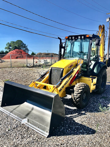 New Holland B95C Tractor Loader Backhoe