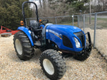Used New Holland Boomer 41 Tractor