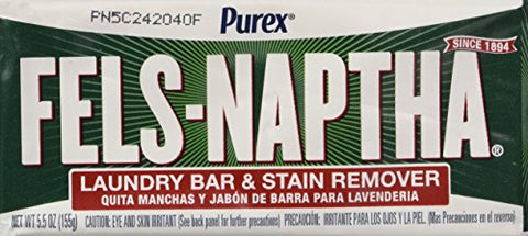 Dial Corp. Fels-Naptha Laundry Bar Soap (Pack of 4)