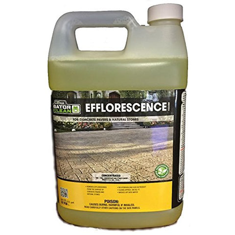Alliance Gator Clean Efflorescence Cleaner 1 Gal for Pavers & Natural Stone