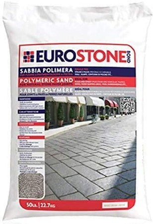 Alliance Euroston Bond Polymeric Sand(Slate Grey)50lbs Bag