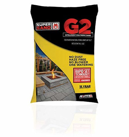 Alliance Gator G2 Intelligent Polymeric Super Sand(Slate Gray) 50 Lb Bag