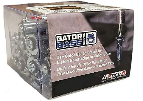 Alliance Gator Base Screws for Gator Edge to Gator Base