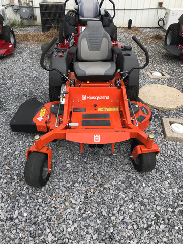 "Husqvarna MZ54, 54"" Zero Turn Mower w/Clear Cut Mower Deck"
