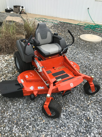 "Husqvarna MZ61, 61"" Zero Turn Mower"