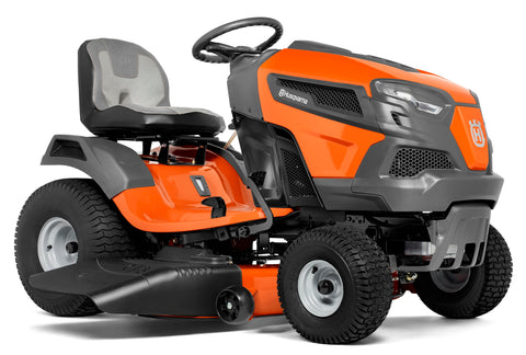 "Husqvarna TS146X Lawn Tractor with 46"" Mower Deck"