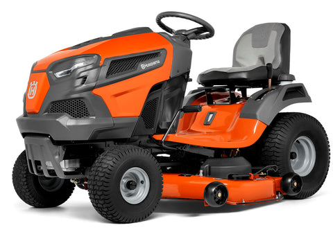 "Husqvarna TS148X Lawn Tractor with 48"" mower Deck"