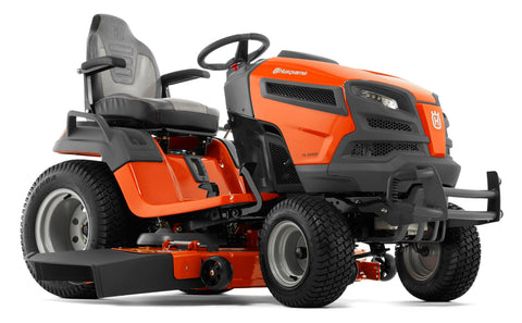 "Husqvarna TS354XD Lawn Tractor with 54"" mower Deck"