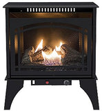 Kozy World Comfort Glow GSD2211 Vent Free Gas Stove
